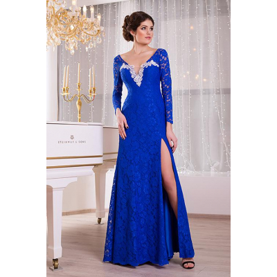Вечернее платье V8723