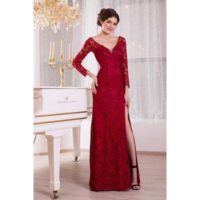 Вечернее платье V8724
