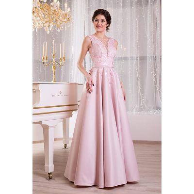 Вечернее платье V8737