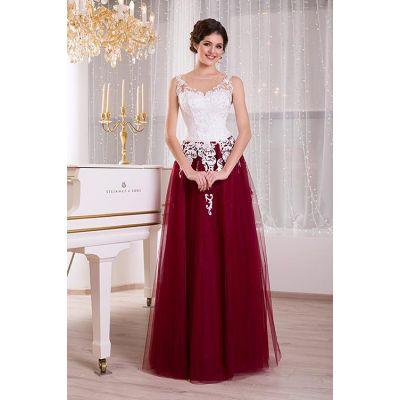 Вечернее платье V8739