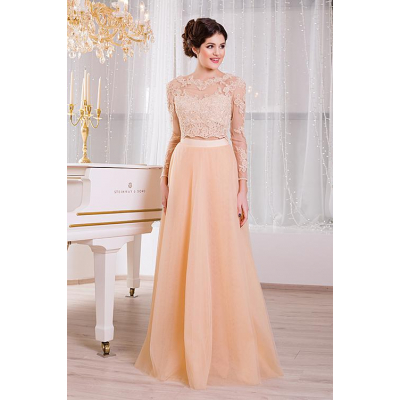 Вечернее платье V8740