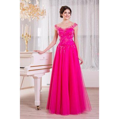 Вечернее платье V8741