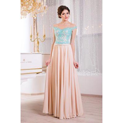 Вечернее платье V8757