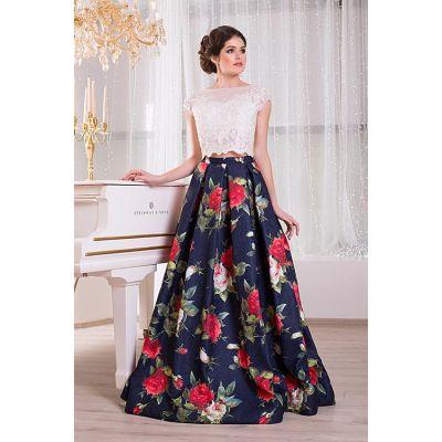 Вечернее платье 8758