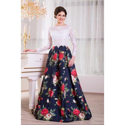 Вечернее платье V8759