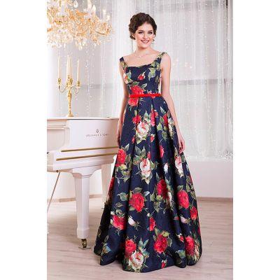 Вечернее платье V8760
