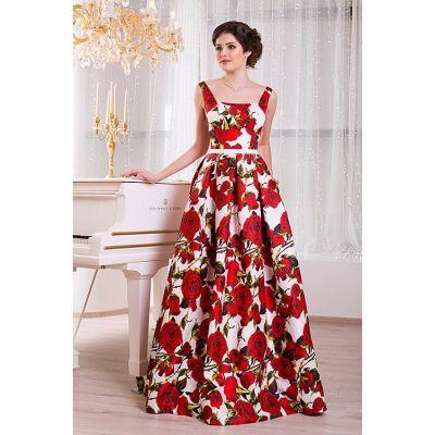 Вечернее платье V8761