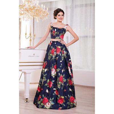 Вечернее платье V8762