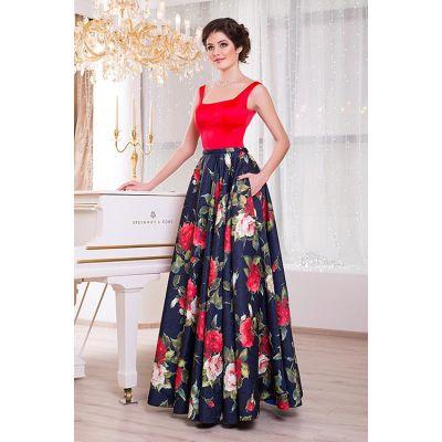 Вечернее платье V8763