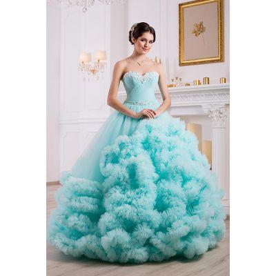 Вечернее платье V8766