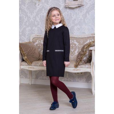 Платье школьное Вирджиния Suzie черный