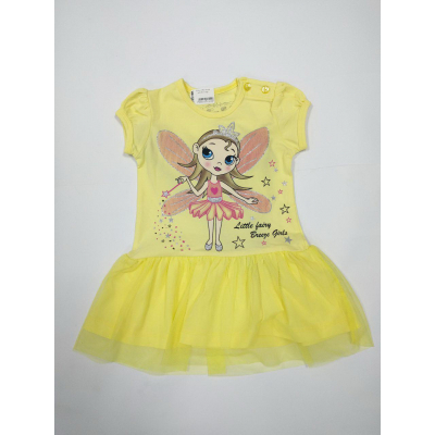 Платье Фея для девочки арт.6562 BREEZE GIRL,Турция