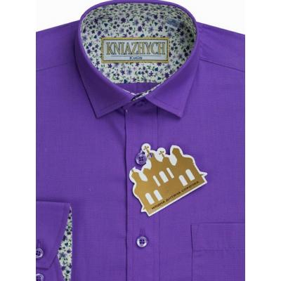 Рубашка школьная для мальчика CROCUS Княжич