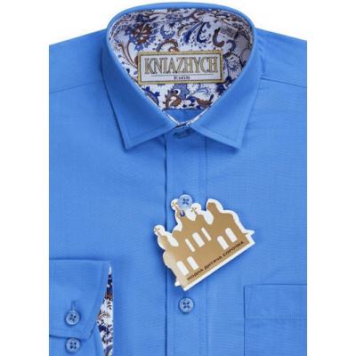 Рубашка школьная для мальчика BLU ASTER Княжич