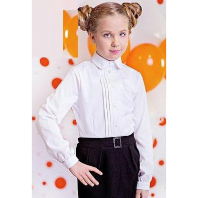 Блуза школьная для девочки 3052-1