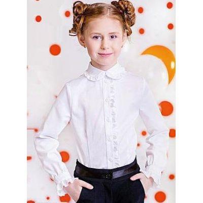 Блуза школьная для девочки 3049-1
