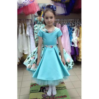 Нарядное платье комплект для девочки Стиляги Вероника
