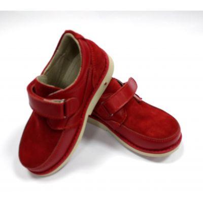 Туфли для девочки Jordan 5012 красный