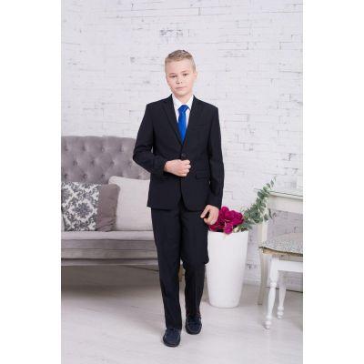 Костюм школьный для мальчика Томас В133 темно- синий