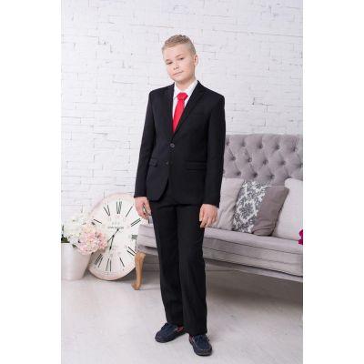 Костюм школьный для мальчика TOMAS 09.2 черный