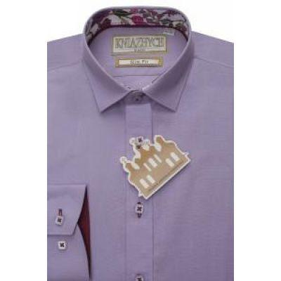 Рубашка школьная для мальчика Wisteria25Sl Княжич