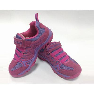 Кроссовки для девочки 7993 малиновые ТМ Zolong