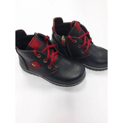 Ботинки синие для мальчика Jordan 0209