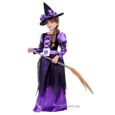 Карнавальный костюм Хеллоуин Ведьмочка арт.2095