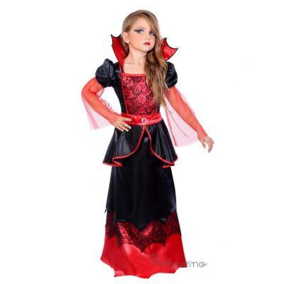 Карнавальный костюм Хеллоуин Вампирша арт.2091