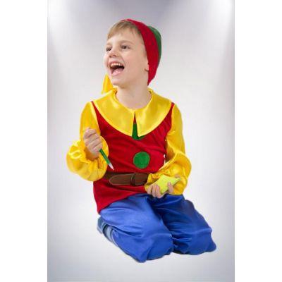 Карнавальный костюм Красный Гном№5