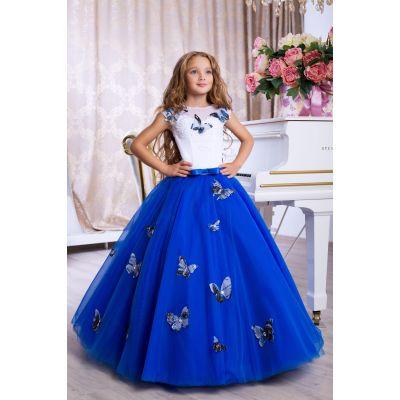 Нарядное бальное платье для девочки 9774