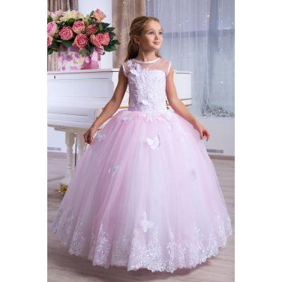 Нарядное бальное платье для девочки 9771