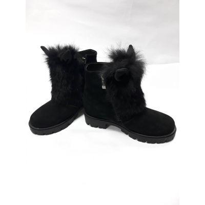 Зимние Ботинки  для  девочки1007 Украина