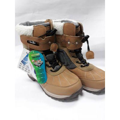 Ботинки для девочки термо 181-612 B@G
