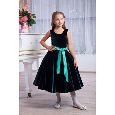 Нарядное бальное платье для девочки 9751