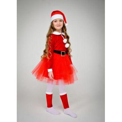 Костюм Подружка Санта Клауса №5