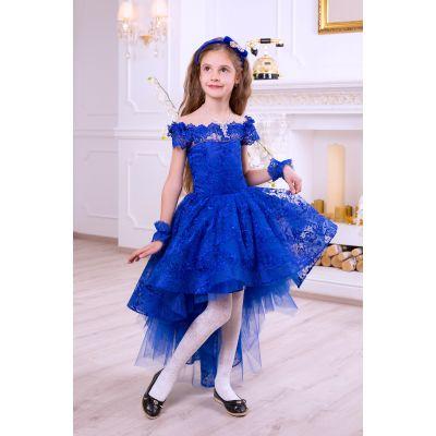 Нарядное бальное платье для девочки 10713