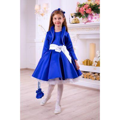 Нарядное бальное платье для девочки Стиляги - 10705