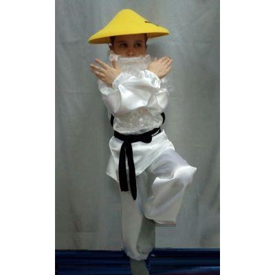 Карнавальный костюм для мальчика НиндзяГо Сенсей ВУ Ниндзяго