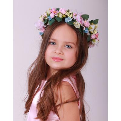 Венок для девочки Весна №5 ТМ Sonechko