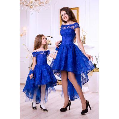 Платье Family look M1704
