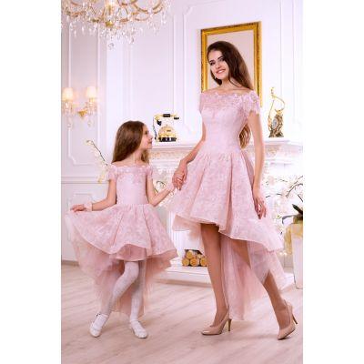 Платье Family look M1702