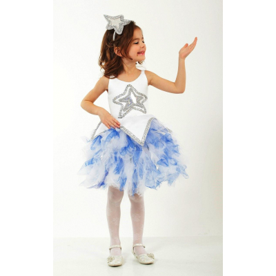 Карнавальный костюм Звездочка - Зіронька