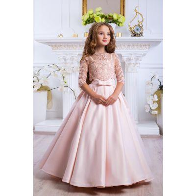 Нарядное бальное платье для девочки 9791