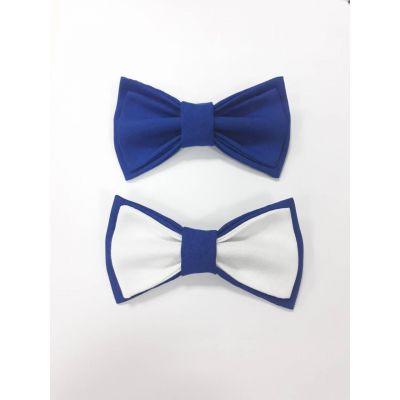 Бабочка для мальчика синия №5