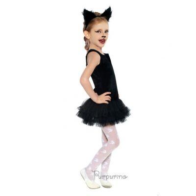 Карнавальный костюм для девочки  Кошечка 2042