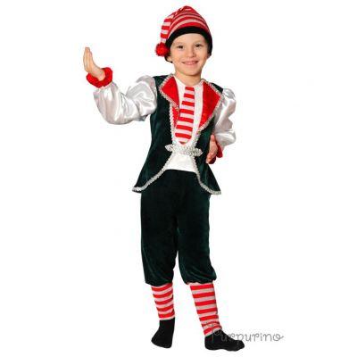 Карнавальный костюм для мальчика Гном 9350