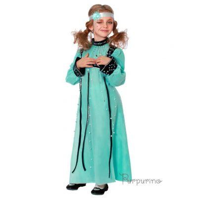 Карнавальный костюм для девочки Лесная фея 218