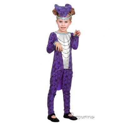 Каранвальный костюм для девочки Змея 2038