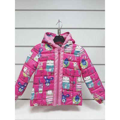 Курточка для девочки Малинка 0217 SaymontTay